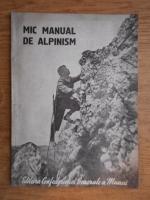 Mic manual de alpinism (1950)