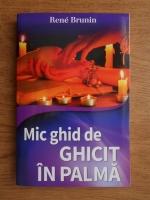 Rene Brunin - Mic ghid de citit in palma