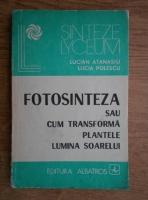 Anticariat: Atanasiu Lucian - Fotosinteza sau cum transforma plantele lumina soarelui