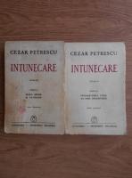 Anticariat: Cezar Petrescu - Intunecare (2 volume, 1942)