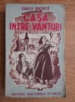 Anticariat: Emily Bronte - Casa intre vanturi (1942)