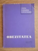 Anticariat: I. Pavel - Obezitatea