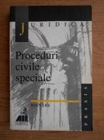 Anticariat: Ioan Les - Proceduri civile speciale