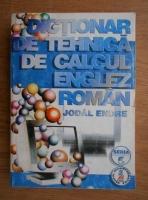 Anticariat: Jodal Endre - Dictionar de tehnica de calcul englez roman