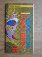 Anticariat: George Marinescu - Spiritism si metapsihism