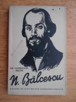 Gh. Georgescu Buzau - N. Balcescu