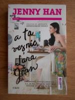 Anticariat: Jenny Han - A ta vesnic, Lara Jean