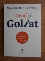 Anticariat: Malcolm Gladwell - David si Goliat. Outsideri, inadaptati si arta luptei cu gigantii