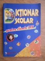 Marcela Penes - Dictionar scolar pentru clasele I-IV