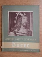 Anticariat: Adina Nanu - Albrecht Durer 1471-1528