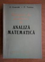 C. Cosnita - Culgere de probleme de analiza matematica