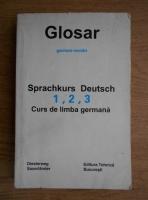 Anticariat: George Pacurar - Glosar german-roman. Sprachkurs Deutsch
