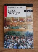 Honore de Balzac - Banca Nucingen