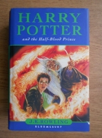 Anticariat: J. K. Rowling - Harry Potter and the Half-Blooded Prince