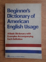 Anticariat: P. H. Collin - Beginner's dictionary of american english usage