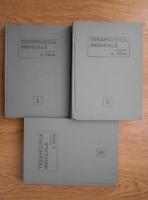 Anticariat: R. Paun - Terapeutica medicala (3 volume)