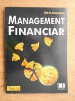 Anticariat: Steve Robinson - Management financiar