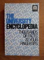 Anticariat: The university encyclopedia. Thousands of facts at your fingertips