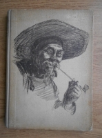 Anticariat: V. Em. Galan - Vecinii (1955, ilustratii de Eugen Taru)