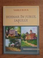 Anticariat: Vasile Iluca - Hoinar in jurul Iasului
