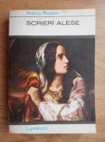 Anticariat: Alecu Russo - Scrieri alese