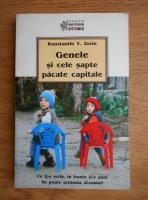 Anticariat: Konstantin V. Zorin - Genele si cele sapte pacate capitale