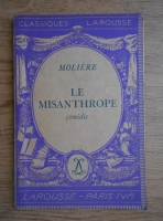Moliere - Le misanthrope (1942)