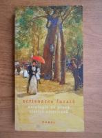 Nathaniel Hawthorne - Scrisoarea furata. Antologie de proza clasica americana