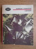 Anticariat: Tadeusz Rozewicz - Neliniste
