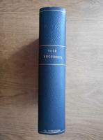 Teze Doctorat Medicina (contine 16 teze de doctorat cu autografele autorilor, 1934)