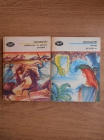 Anticariat: Vasile Alecsandri - Proza. Calatorie in Africa. Dridri (2 volume)