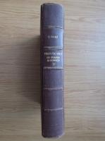Anticariat: C. Gane - Trecute vieti de doamne si domnite. Epoca fanariota (volumul 2, 1935)