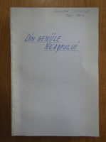 C.Gavanescul - Din geniile neamului. Mihai Viteazul, Mitropolitul Andrei Saguna, Gheorghe Lazar