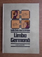 Anticariat: Emilia Savin - Limba germana. Curs practic (volumul 2)