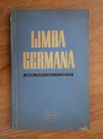 Limba germana. Manual pentru clasa a X-a sau anul III