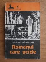 Nicolae Margeanu - Romanul care ucide