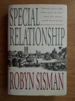 Robyn Sisman - Special relationship