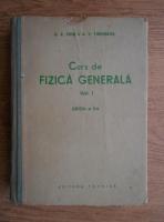 Anticariat: S. E. Fris - Curs de fizica generala (volumul 1)