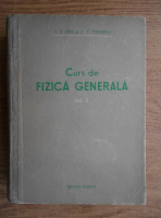 Anticariat: S. E. Fris - Curs de fizica generala (volumul 3)