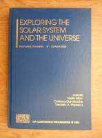 Vasile Mioc - Exploring the Solar System and the Universe