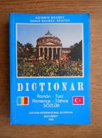 Agiemin Baubec - Dictionar roman-turc