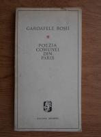 Anticariat: Garoafele rosii, poezia Comunei din Paris