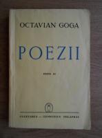 Anticariat: Octavian Goga - Poezii (1942)