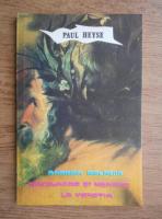 Anticariat: Paul Heyse - Andreea Delphin, razbunarea si moartea la Venetia
