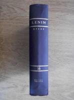 Vladimir Ilici Lenin - Opere 1900-1923 (volumul 36)