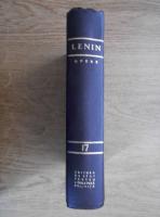 Anticariat: Vladimir Ilici Lenin - Opere decembrie 1910 - aprilie 1912 (volumul 17)