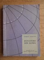 Anticariat: Alberto Moravia - Povestiri din Roma