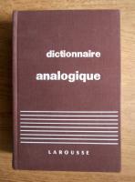 Anticariat: Charles Maquet - Dictionnaire analogique