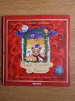 Anticariat: Cristina Andone - Povestea muzicala de Craciun