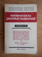 Anticariat: Gh. Ciompec - Eminescu poetul national